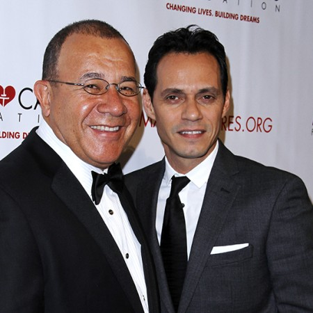Photo © 2014 ABACAUSA/The Grosby Group   Marc Anthony attends the 1st Annual Maestro Cares Foundation Gala Dinner at Cipriani Wall Street in New York City, New York on February 18, 2014.     ASA