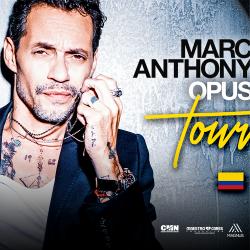 Marc Anthony Tour Dates Events